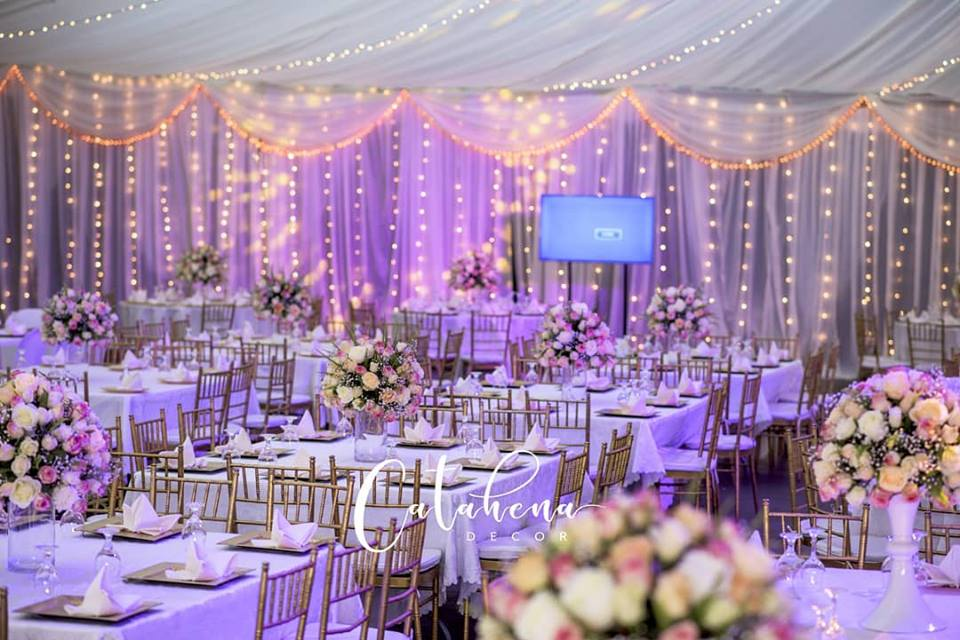 Catahena Decor Wedding Planners Parties And Events