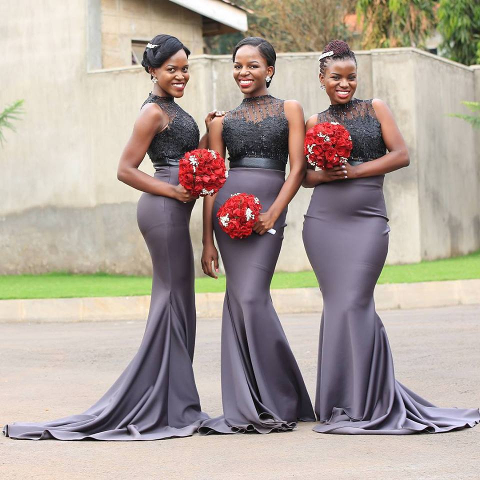 Fatumah Asha customized wedding gowns changing dress party dresses brides maids dress in Kampala Uganda (24)