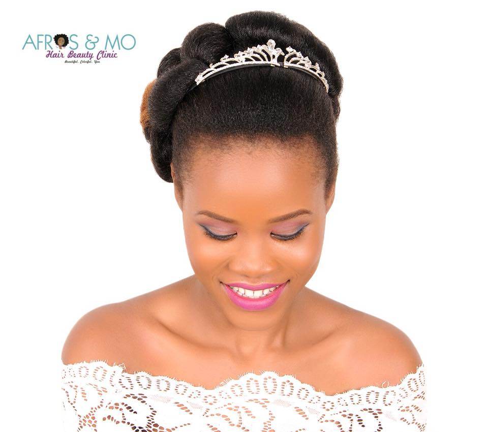 Wedding Hairstyles In Uganda: Parties And Events