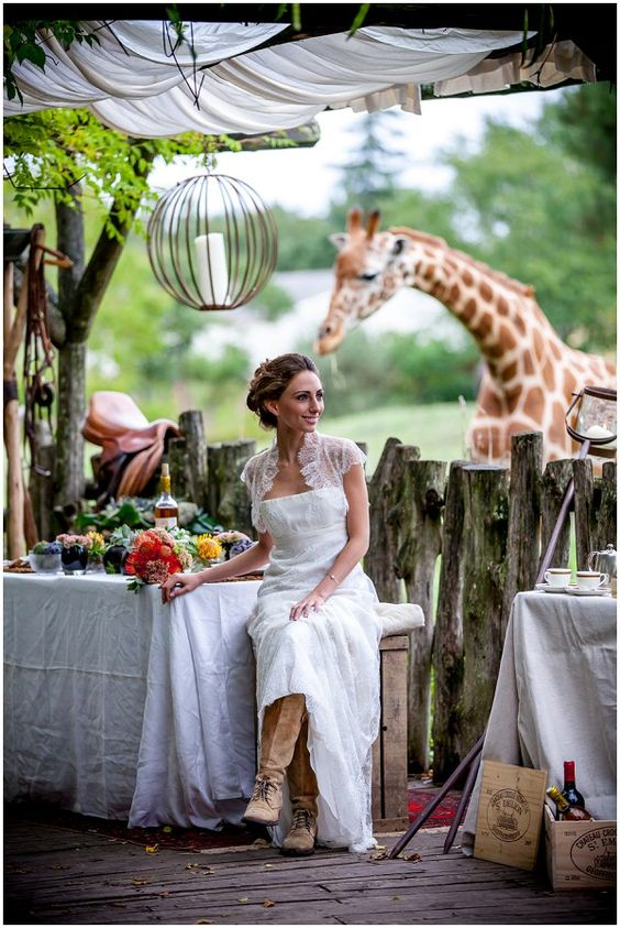 African Safari Weddings East Africa