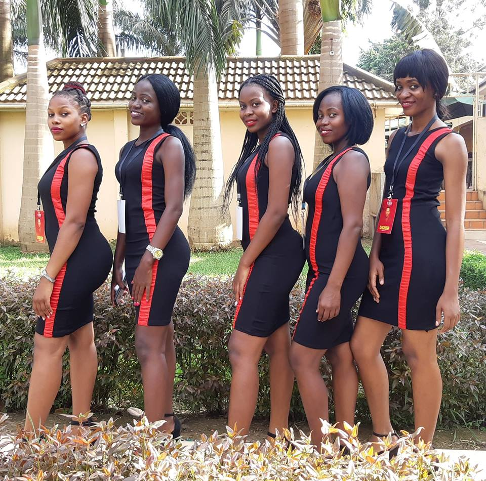 Berry Events Ushers