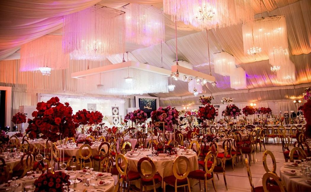 Ugandan wedding planners and decorators in Kampala Uganda