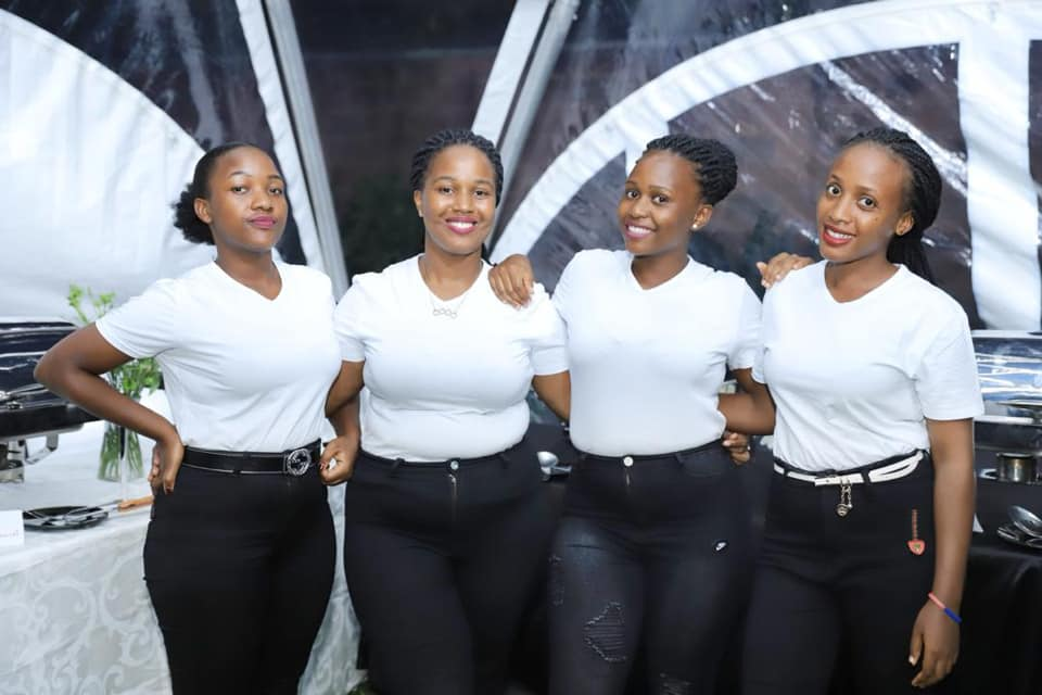 Lush ushering agency