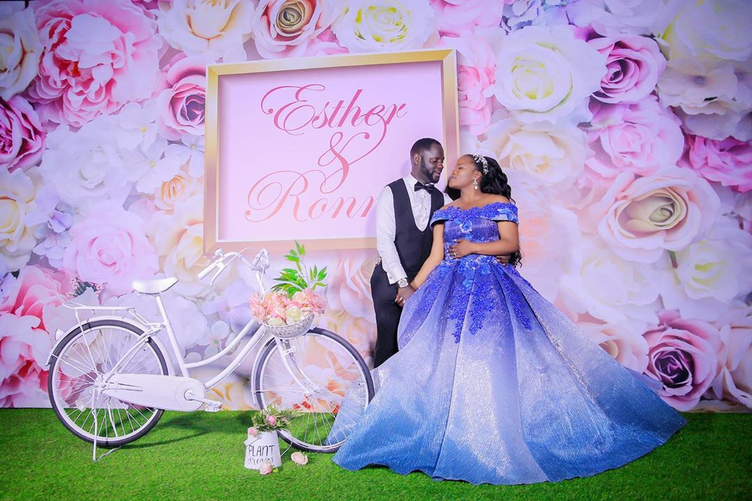 Esther and Ronnie's wedding at Mestil Ugandan weddings decor by iCandy