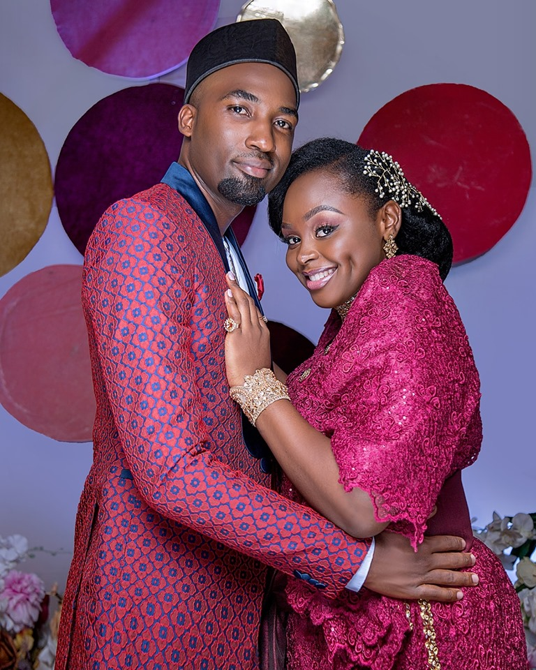 Rema and Hamza Kukyala decor gomesi fashion photos