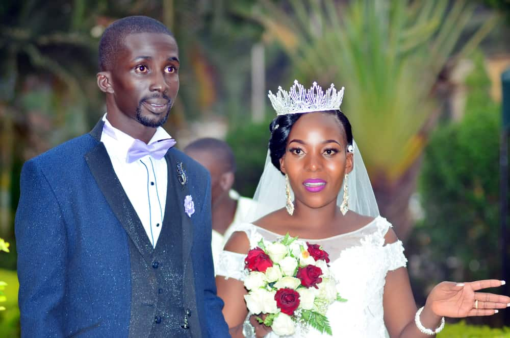 Paddy ntumwa weds Rebecca at Nican Resort Ugandan weddings
