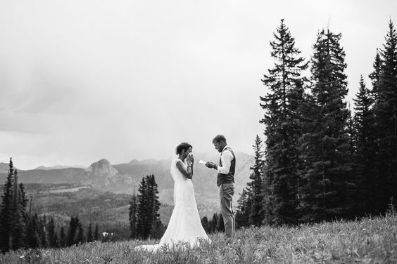 5 Creative ideas to make your wedding stand out -private vows