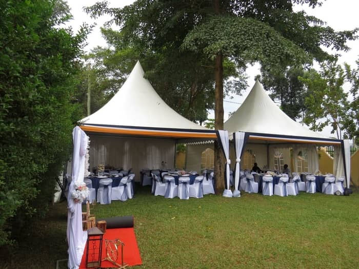 wedding tent types -pagola tents